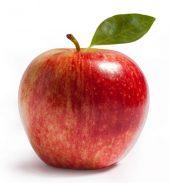 Apple Gacha (Quality A)- سیب گاچہ